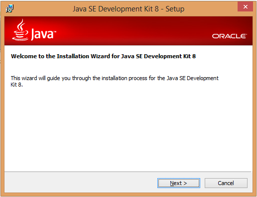 how to install JDK